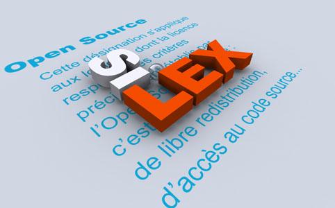 Silex logo opensource