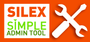 Simple admin Tool plugin for Silex