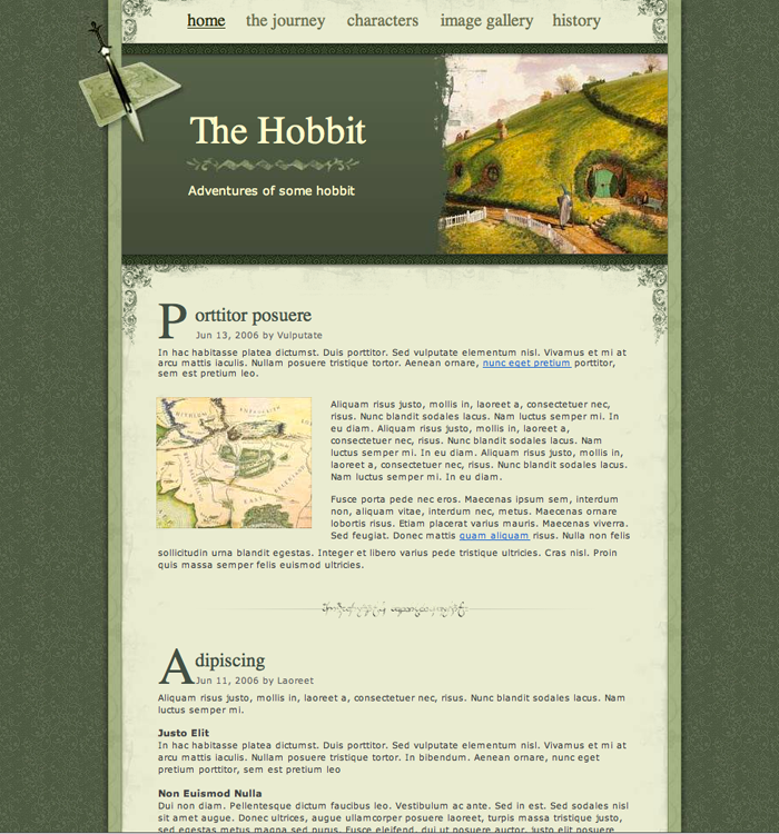 themes of hobbit Welcome to the litcharts study guide on jrr tolkien's the hobbit created by the original team behind sparknotes, litcharts are the world's best literature guides tolkien fought in world war one, and though the hobbit is a work of fantasy, his experiences as a soldier in france clearly informed .