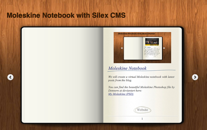 notebook theme silex labs