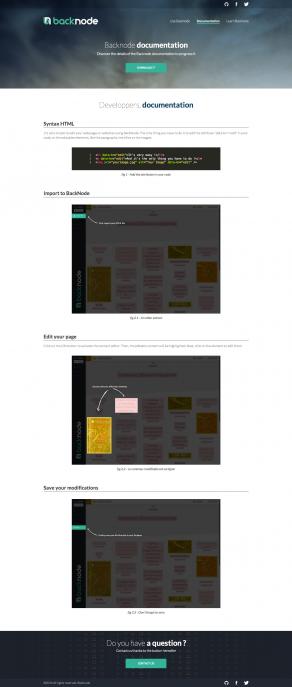 site backnode