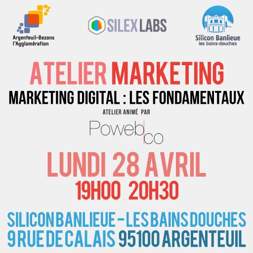 Atelier marketing