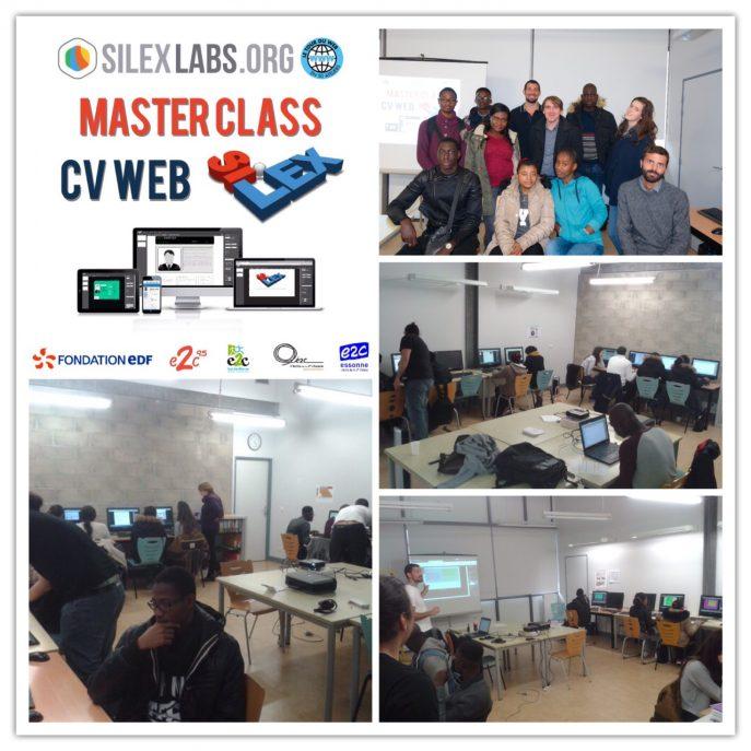 soir u00e9e networking  master class cv web silex