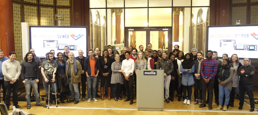 bilan des master classes cv web silex e2c